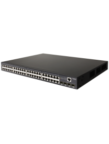 ECS4100-52P L2+/L3 LITE GIGABIT ETHERNET ACCESS POE SWITCH