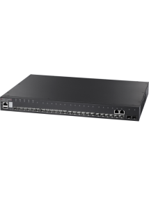 ECS4620-28F L3 GIGABIT ETHERNET STACKABLE SWITCH